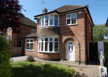 3 bed detached house for sale in Hawthorn Avenue, Birstall, Leicester, Leicestershire LE4