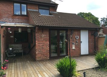 Thumbnail 2 bedroom semi-detached house to rent in Chestnut Drive, Willand, Cullompton