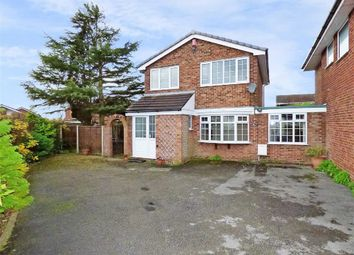 Thumbnail 4 bed detached house for sale in Stephens Way, Bignall End, Stoke-On-Trent