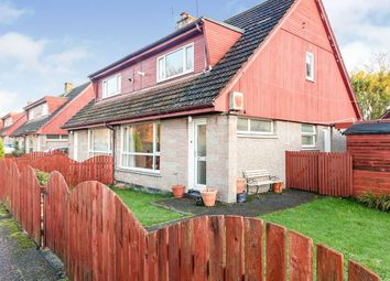 3 bed semi-detached house for sale in Thornhill Place, Forres, Moray IV36