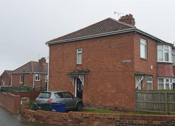 Thumbnail 3 bed flat to rent in Cedar Road, Fenham, Newcastle Upon Tyne