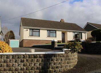 Thumbnail 3 bed detached bungalow for sale in Penlon Road, Newcastle Emlyn