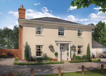 Thumbnail 4 bed detached house for sale in The Rosery, Oakley Park, Mulbarton, Norfolk