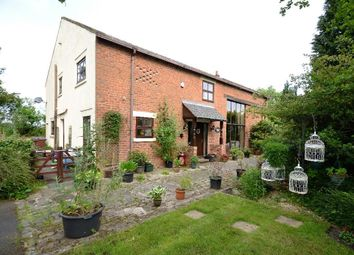Thumbnail 4 bedroom detached house for sale in Little Wood End Barn, Backlane