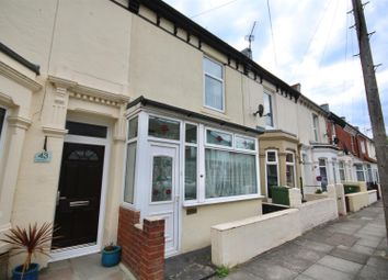 Thumbnail 2 bedroom terraced house for sale in Tokio Road, Portsmouth
