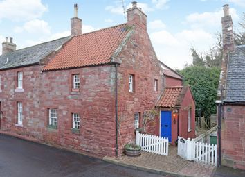 Thumbnail 2 bed end terrace house for sale in Garvald, Haddington