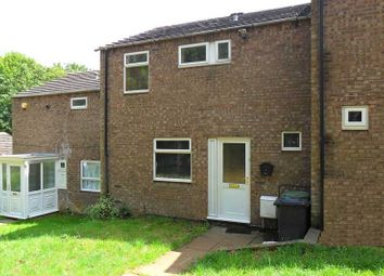 Thumbnail 3 bed terraced house for sale in Sandpiper Lane, Wellingborough, Northamptonshire.