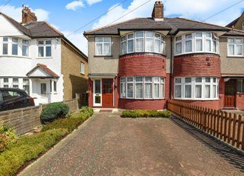 Thumbnail 3 bed semi-detached house for sale in Elmer Gardens, Isleworth