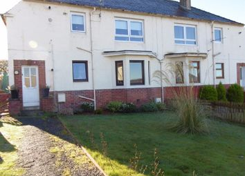 Thumbnail 2 bed flat for sale in Car Road, Cumnock, East Ayrshire