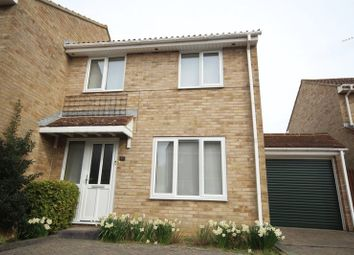 Thumbnail 3 bed semi-detached house for sale in Le Temple Road, Paddock Wood, Tonbridge