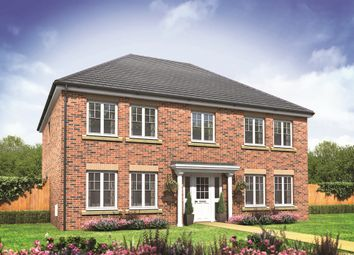 "Thumbnail 5 bed detached house for sale in ""The Portland"" at High Street, Burbage, Marlborough"