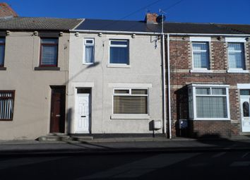 Thumbnail 3 bed terraced house for sale in North Road East, Wingate