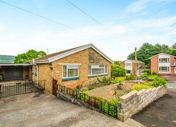 Thumbnail 2 bed detached bungalow for sale in Cheriton Grove, Tonteg, Pontypridd