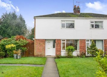 Thumbnail 3 bed semi-detached house for sale in Sharston Crescent, Knutsford, Cheshire