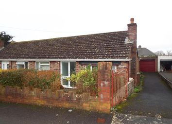 Thumbnail 2 bed bungalow for sale in Plymstock, Plymouth, Devon