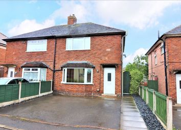 Thumbnail 3 bed semi-detached house for sale in Engine Lane, Newthorpe, Nottingham