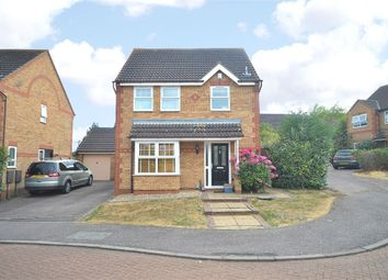 Thumbnail 3 bed detached house for sale in Wisteria Way, Abington Vale, Northampton