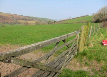 Thumbnail Land for sale in Gwyddfa Gattw Farm, Nr Nantgaredig, Carmarthenshire