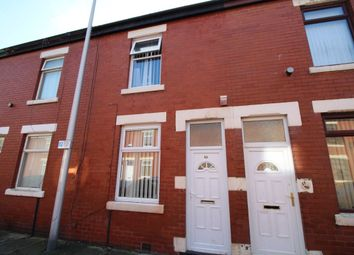Thumbnail 2 bed terraced house to rent in Broughton Avenue, Blackpool
