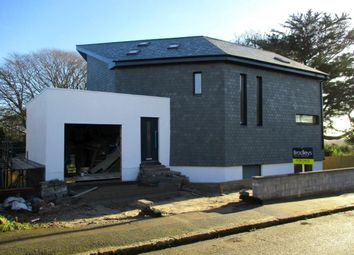Thumbnail 5 bedroom detached house for sale in Vicarage Lane, Lelant, St. Ives, Cornwall