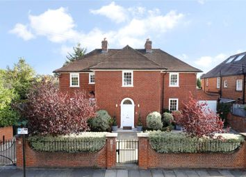 Thumbnail 6 bed detached house for sale in Ernle Road, Wimbledon