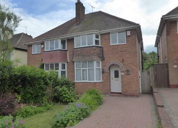 Thumbnail 3 bed semi-detached house for sale in Farlow Road, Birmingham
