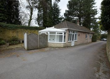 Thumbnail 2 bedroom detached bungalow for sale in Mill Lane, Holloway, Matlock, Derbyshire
