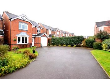 Thumbnail 4 bedroom detached house for sale in Cheswardine Road, Bradwell, Newcastle-Under-Lyme