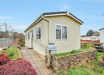 Thumbnail 1 bed mobile/park home for sale in Waterways, Stubbing Meadows, Ringwood, Hants