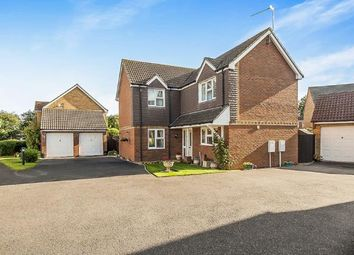 Thumbnail 4 bed detached house for sale in Davidson Drive, Boston, Lincolnshire