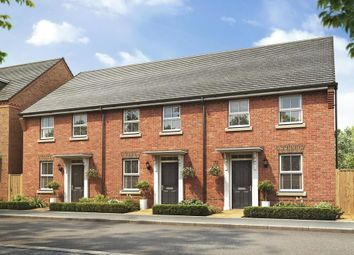 "Thumbnail 3 bed semi-detached house for sale in ""Ashurst"" at Newport Road, St. Mellons, Cardiff"