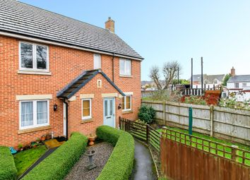 Thumbnail 2 bed flat for sale in John Alder Close, Swindon, Wiltshire