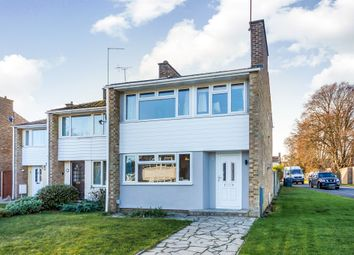 Thumbnail 3 bedroom end terrace house for sale in Honey Lane, Buntingford
