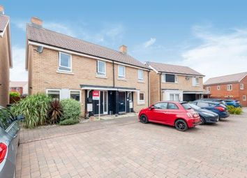 3 bed semi-detached house for sale in Eris Avenue, Biggleswade, Bedfordshire SG18