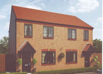 Thumbnail 3 bed semi-detached house for sale in St Nicholas Manor, Cramlington