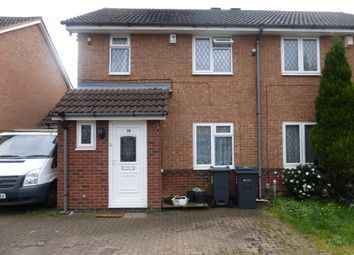 Thumbnail 3 bedroom semi-detached house for sale in Larchfield Close, Handsworth Wood, Birmingham