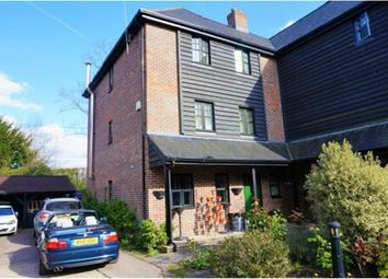 Thumbnail 4 bed semi-detached house for sale in Mill Place, Micheldever Station, Winchester, Hampshire
