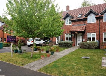 Thumbnail 3 bed flat for sale in Laura Close, Winchester