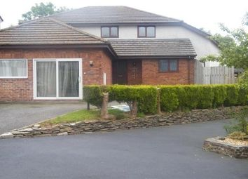 Thumbnail 4 bed detached house to rent in Creak-A-Vose Park, St. Stephen, St. Austell