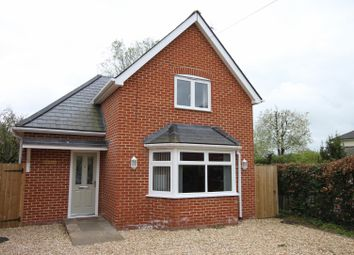 Thumbnail 3 bedroom detached house for sale in Longparish, Andover, Hampshire