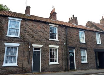 Thumbnail 2 bed terraced house to rent in Keldgate, Beverley