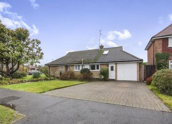 Thumbnail 4 bed bungalow for sale in Heron Way, Horsham, West Sussex, Horsham