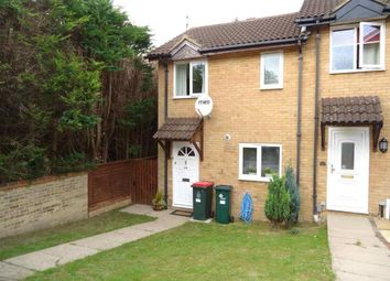 Thumbnail 2 bed terraced house to rent in Ranmore Close, Pease Pottage, Crawley