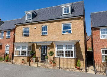Thumbnail 5 bed detached house for sale in Mayflower Street, Buckingham