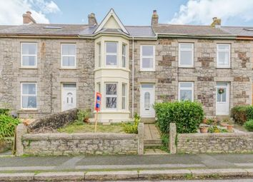 Thumbnail 4 bed terraced house for sale in Redruth, Cornwall, U.K.