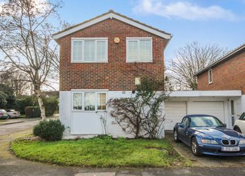 Thumbnail 3 bed link-detached house for sale in Wedgewood Way, London