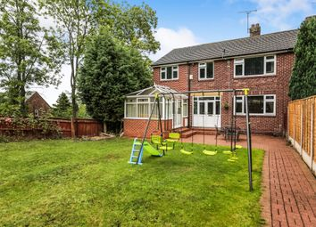 Thumbnail 4 bed semi-detached house for sale in Moorgate Road, Whiston, Rotherham