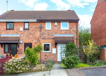 Thumbnail 2 bed semi-detached house for sale in Tynedale Court, Leeds, West Yorkshire