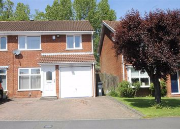 Thumbnail 3 bed semi-detached house for sale in Stanmore Grove, Halesowen, West Midlands