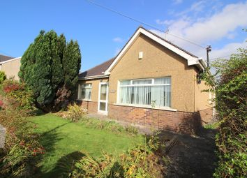Thumbnail 2 bed detached bungalow for sale in Bryncoch Road, Sarn, Bridgend.